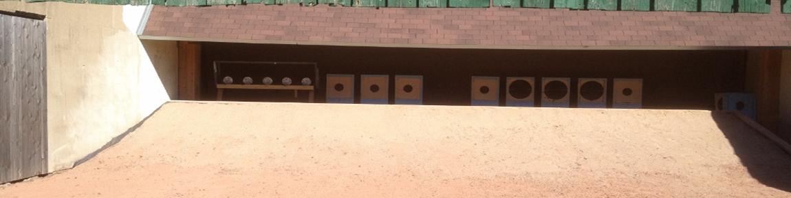 25 Meter Pistolen Stand